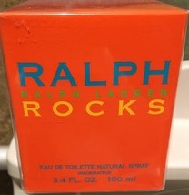 Ralph Rocks Ralph Lauren Eau De Toilette 3.4 Oz / 100 ML Discontinued Au... - $149.99