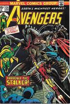 The Avengers Comic Book #124, Marvel Comics Group 1974 NEAR MINT - $43.46