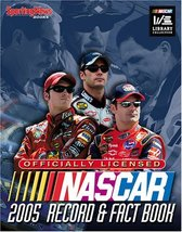 NASCAR Record & Fact Book: 2005 Edition Sporting News - $3.96