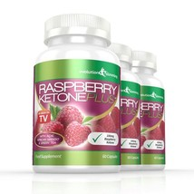 Raspberry Ketone Plus (As Seen on TV) 3 Month Supply - $70.19
