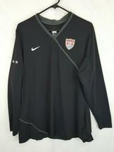 Nike Team USA US Olympic Nationals HOPE SOLO Goalie Jersey SZ XL Vtg USWNT - $93.19