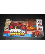 Custom Crushers Crushstation Hot Wheels Monster Jam - $14.69