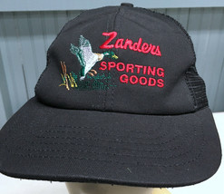 VTG Zanders Sporting Goods Illinois Snapback Baseball Cap Hat  - $14.23