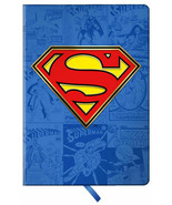 """Superman 19045 Comic Hardcover 128 Page Lined Journal Notebook 5.75 x 8.25"""" - $19.79"""