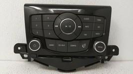2011-2016 Chevrolet Cruze Am Fm Cd Player Radio Receiver 76839 - $197.37