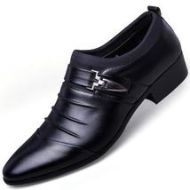 shoes for pointed shoes mens toe wedding dress shoes oxford man men formal 2018 Rq1BRpF
