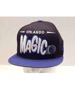Orlando Magic NBA Snapback Hat Cap Blue & Black Hardwood Classics New Er... - $13.98
