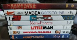Lot Of Comedy DVDs (7) - $4.95