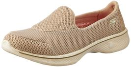 Skechers Performance Women's Go Walk 4 Propel Walking Shoe Taupe 6.5 M US - $73.94