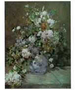 "11x14""Poster on Canvas.Home Room Interior design.Flower bouquet vase.6459 - $28.05"
