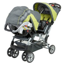 NEW! Babies Twin Double Stroller for Twin Double Stroller - Carbon - $227.59