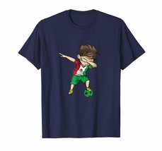 New Shirts - Dabbing Soccer Boy Mexico T-Shirt - Mexican Football Men - $19.95+