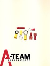 A-Team Performance New Electric Fan Relay W/ Thermostat Install Kit Hardware Kit image 2