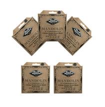 Black Diamond Mandolin Strings 5-Sets Phosphor Bronze Loop End .011-.038 - $39.05
