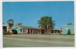 Star Motel US 6 Grand Junction Colorado postcard - $6.39