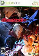 Devil May Cry 4 (Microsoft Xbox 360, 2008)VG - $5.24
