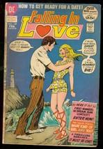 FALLING IN LOVE #129 1972-DC ROMANCE COMICS-DATE READY G - $18.62
