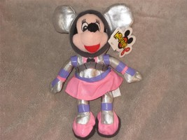WALT DISNEY STORE Spacewoman Minnie Mouse New - $14.84