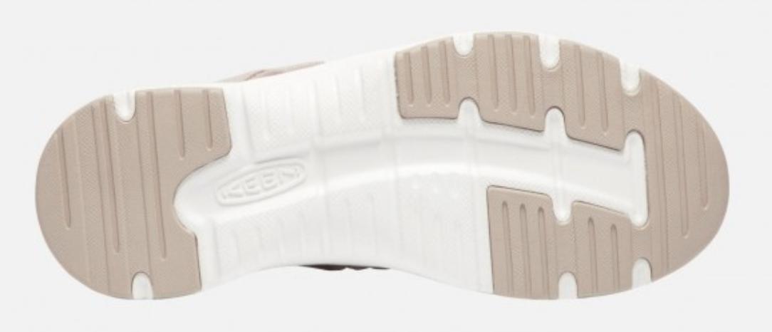 Keen Uneek o2 Size 7 M (B) EU 37.5 Women's Sport Sandals Shoes Etherea / White