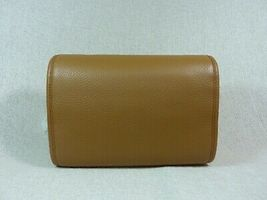 NWT Tory Burch Bark Leather Britten Combo Cross Body bag/Clutch  - $425 image 4
