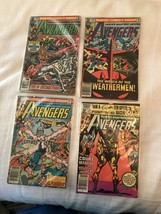 4 Marvel Comics Group The Avengers #208,210,212,213 G+ - $12.60