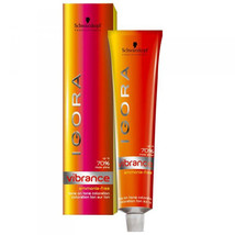 Schwarzkopf Igora Vibrance TONE ON TONE Coloration Ammonia-Free 2.1oz (4-68) - $10.67