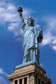 STATUE OF LIBERTY, USA PUZZLE