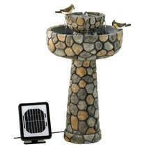 Wishing Well Solar Water Fountain - $215.00