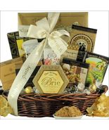 In Loving Memory: Sympathy Gift Basket Great Arrivals LM_SY - $73.49