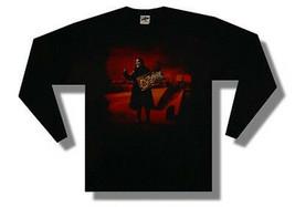 Ozzy Osbourne-Hitch Hiker-Longsleeve-Large Black T-shirt - $19.34