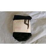 Xhilaration Women's Textured Black Fashion Legging 1 Pair Size Medium - $28.05