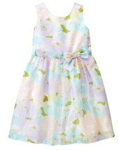 GYMBOREE Tea and Cake Party Floral Organza East... - $24.27