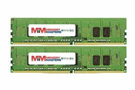 16GB (2x8GB) DDR4-2133MHz PC4-17000 ECC RDIMM 1Rx4 1.2V Registered Memory for Se - $187.94