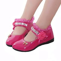 Shoes Children Sandals Summer Girls Sandals Princess Shoes Bow Girls Shoes Baby image 2