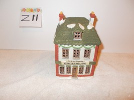 Fezziwig's Warehouse Bldg, Dept 56 Holiday Dickens Village 1986, Used In Box - $24.99