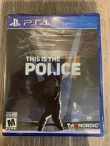 This Is the Police 2 II PlayStation 4 PS4 Brand New - $24.88