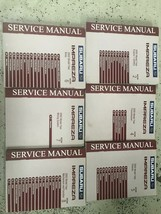 2002 Subaru Impreza Service Repair Workshop Shop Manual Set FACTORY OEM ... - $98.95