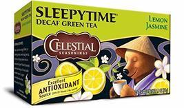 Celestial Seasoning Teas (Decaf Sleepytime Green Tea) - £5.30 GBP