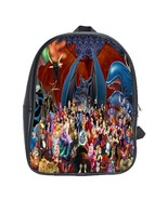 Scb1143 backpack school bag evil villains disney movie animation thumbtall