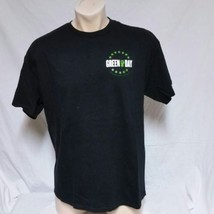 VTG 2004 Green Day T Shirt Concert Tour Dookie Punk Rock Tee Promo Band ... - $49.99