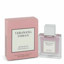 Vera Wang Embrace Rose Buds And Vanilla by Vera Wang Eau De Toilette Spr... - $32.08