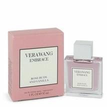 Vera Wang Embrace Rose Buds And Vanilla by Vera Wang Eau De Toilette Spr... - $32.08