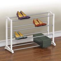 Shoe Sneakers Rack Mens Womens Closet Home Orga... - $32.66