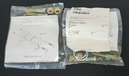 (2) NEW FISHER 01195-0036-0001 1195 ORIFICE BODY BOLTING KITS FOR 1/2'' PIPE image 1