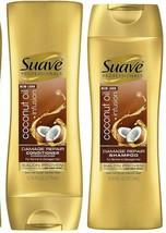 Suave Professionals Coconut Oil Infusion Damage Repair Shampoo/Condition... - $13.99