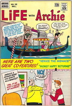 Life With Archie Comic Book #32, Archie 1964 VERY FINE - $32.81