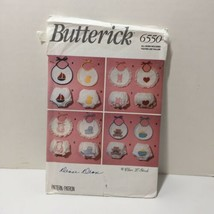 Butterick 6550 Infants Bibs Diaper Covers - $11.64