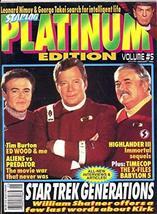 Starlog Platinum Edition Magazine Volume #5 January 1995 - $14.69