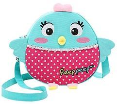 PANDA SUPERSTORE Gift Children 's Messenger Bag Backpack Shoulder Bag Personalit - $16.27