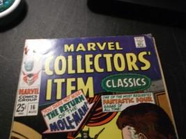 Marvel Collector's Item Classics # 16 * Needs Refurbishing!! * Fantastic... - $2.50